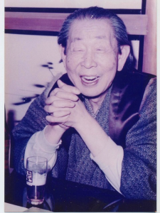 Goichi Hosoda, the creator of Ichimoku