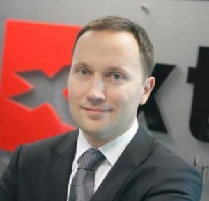 Jakub Zabłocki - owner and temporary CEO of XTB